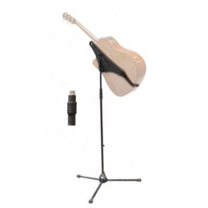 MBrace Guitar Holder with Quick Release and Tripod Stand