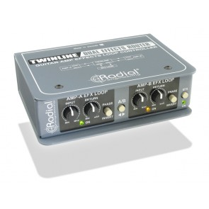 Radial TwinLine FX Router