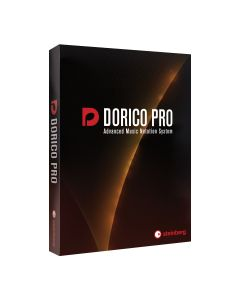 Steinberg Dorico Notation Software
