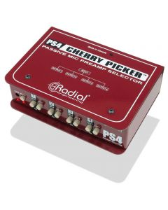 Radial Cherry Picker Studio Preamp Selector