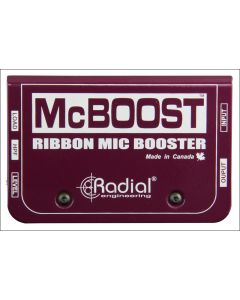 Radial McBoost