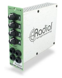 Radial Submix